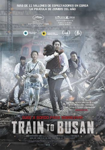 Cartel de la pelicula Train to Busan