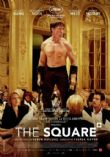 Cartel de la pelicula The Square